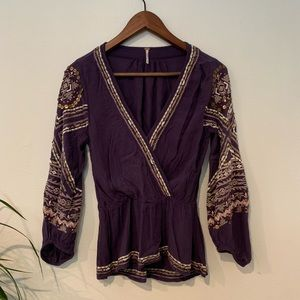 Free People Peasant top